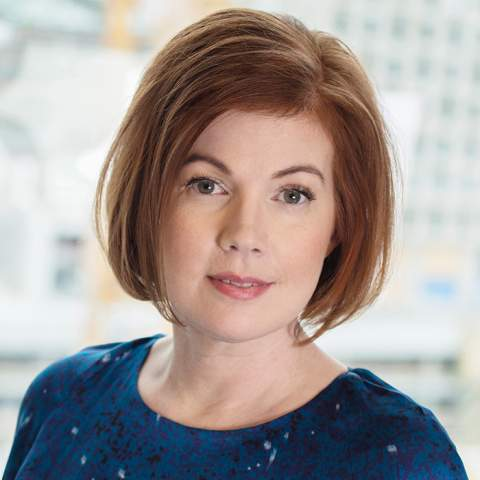Anna Starbrink, regionråd med ansvar för sjukvård.
